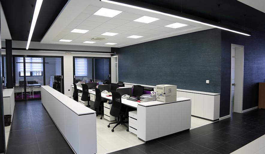 Plafoniere Led Per Uffici : Plafoniera rotonda led per esterno w ip